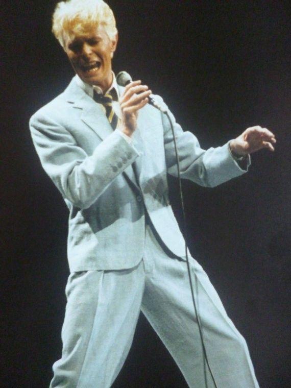 David Bowie Modern Love メンズファッションスタイル ファッションスタイル メンズファッション