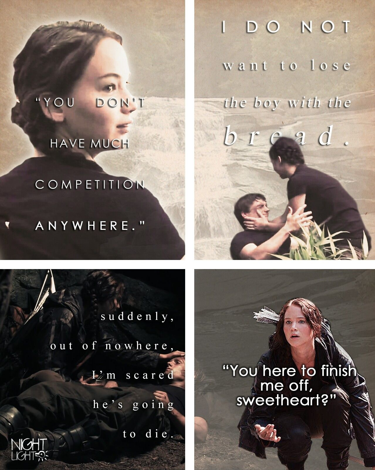 Pin by Lizzy V on Hunger Games Hunger games quotes