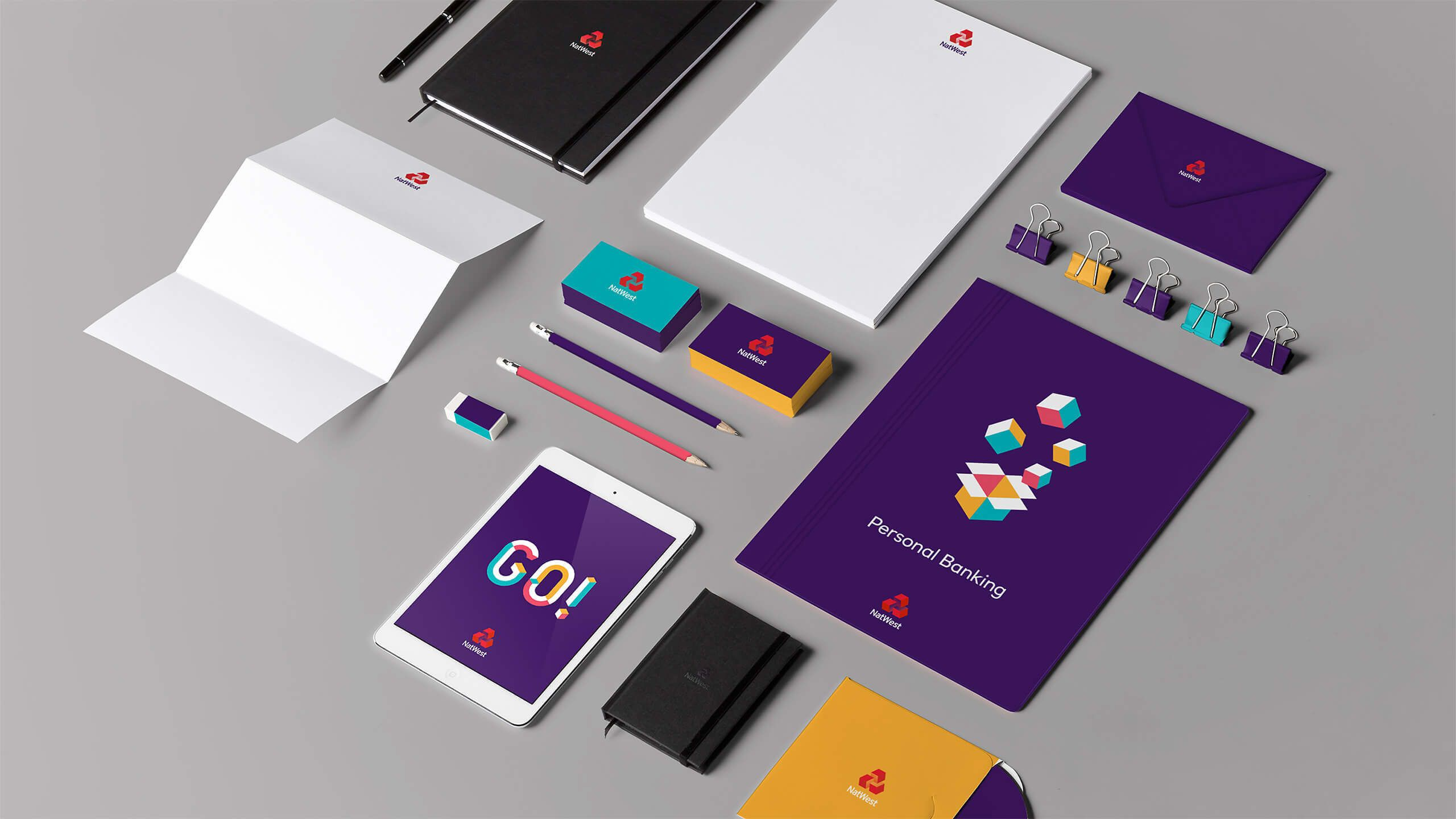 Natwest With Images Brand Experience Branding Tablet