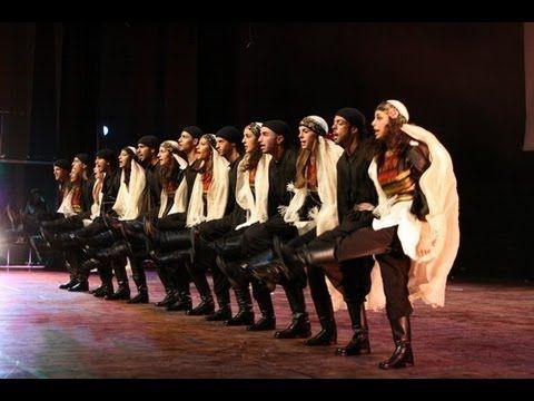 New Arabic Dabke Music Best 2013 Mix Lebanese Palestinian Syrian