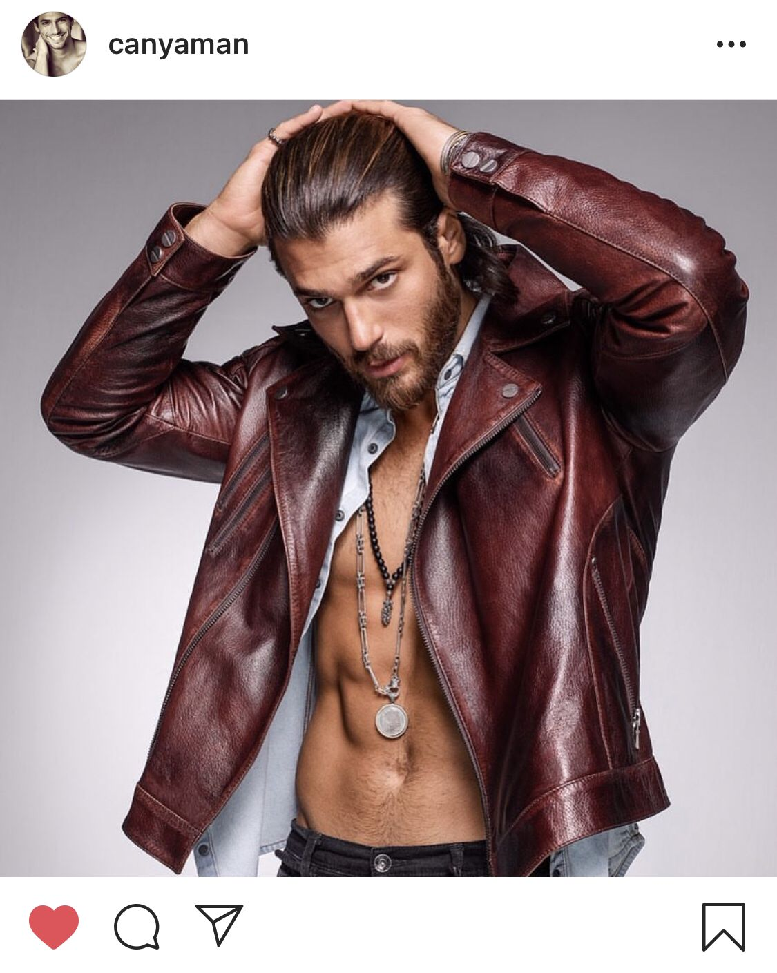 Pin By Emanuela Pasqualetti On Inadina Ask Long Hair Styles Men Leather Jacket Leather Jacket Men [ 1409 x 1125 Pixel ]