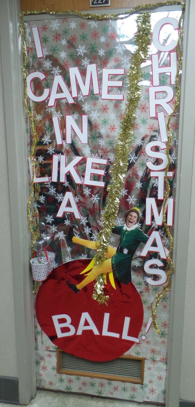 Christmas/Holiday Door Decorating Contest