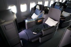 United Airlines From Sfo To Seoul And Then From Frankfurt Back To Sfo Air Tickets Business Class Business