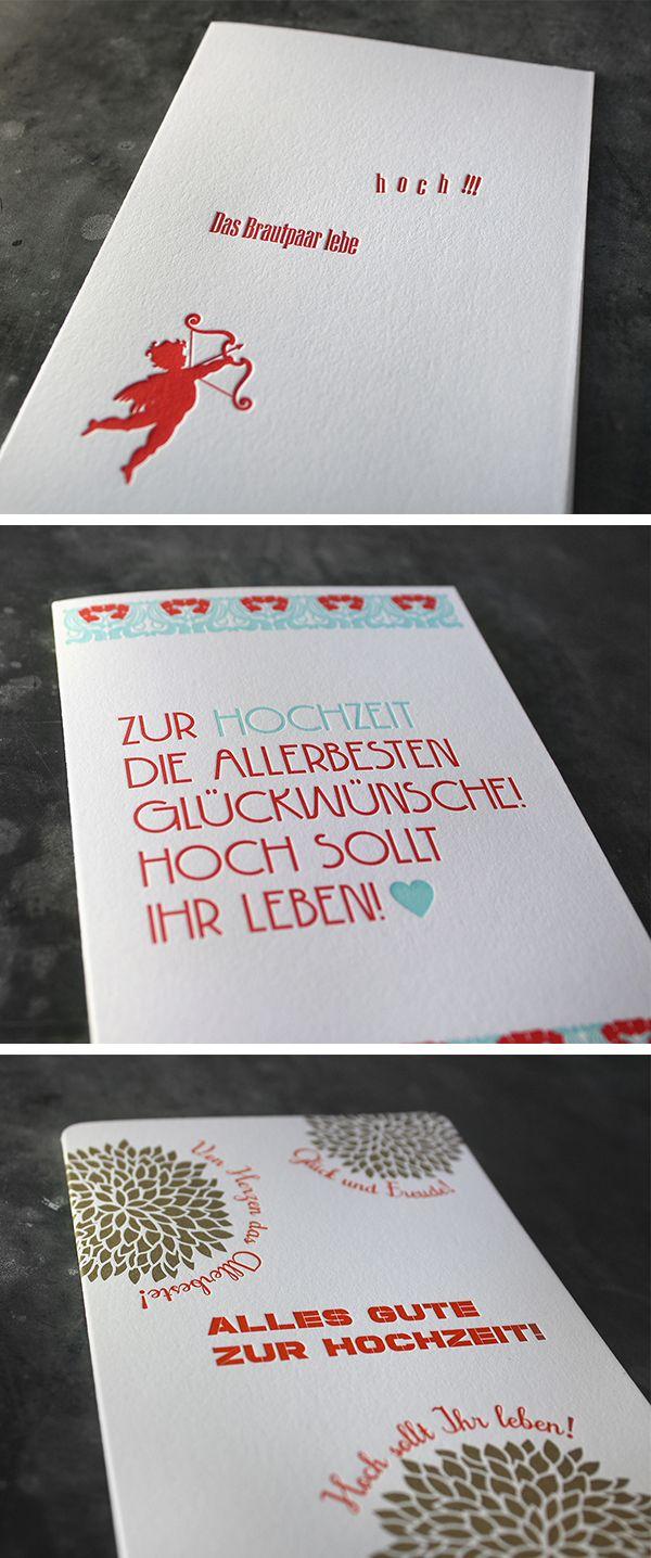 Gratulation Zur Hochzeit Billets Gedruckt In Wien Auf