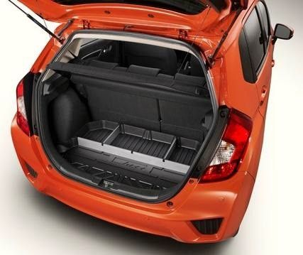 Honda Jazz Boot Tray With Dividers Honda Jazz Boot Tray Honda
