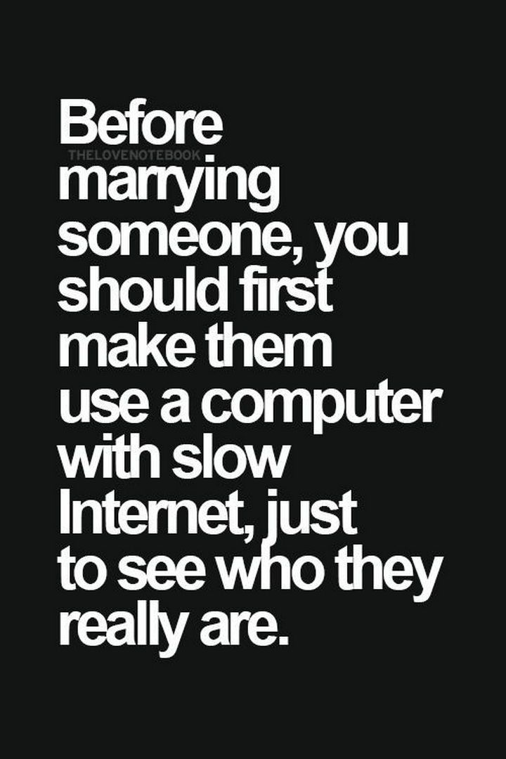 Funny Wedding Quotes 10 Funny Marriage Quotes About What It's Like To Tie The Knot