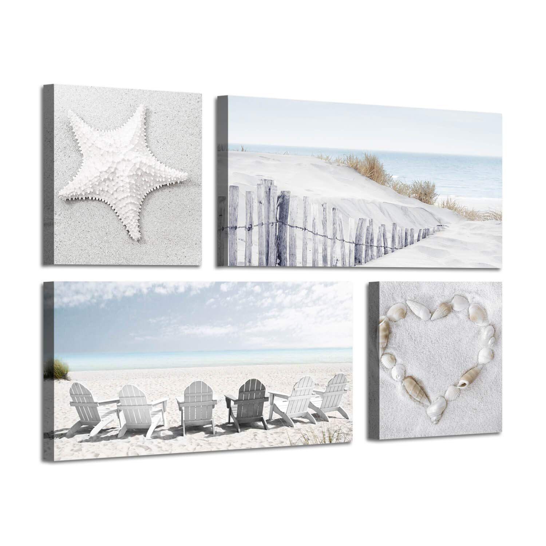 Coastal Meadow Wall Art Norfolk Coast Picture Original Landscape