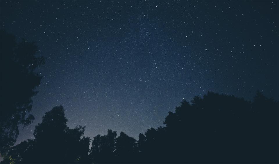 stars sky night -  stars sky night free stock photo Dimensions:2666 x 1574 Size:0.92 MB  - http://www.welovesolo.com/stars-sky-night-4/