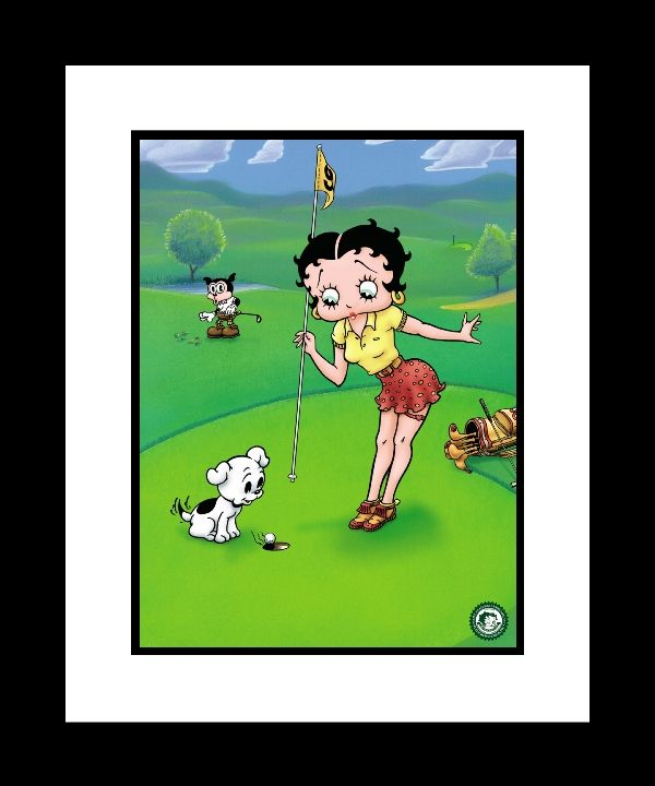 betty boop and pudgy.jpg (600×720)