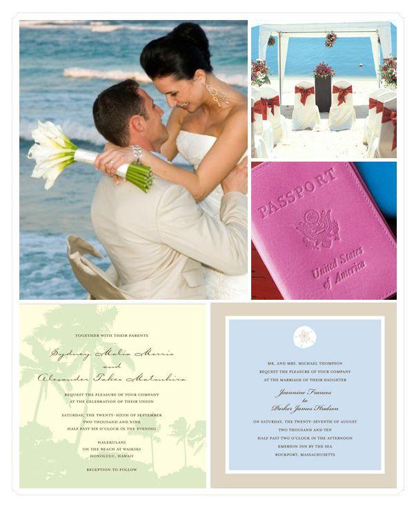 Best destination wedding for you Destination wedding invitations - best of wedding invitation samples text