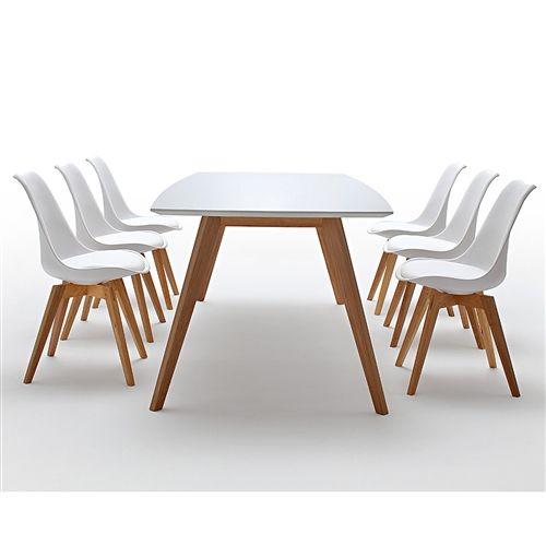 Redoing Dining Room Chairs: Tenzo Bess Eettafel 185 X 95 Cm