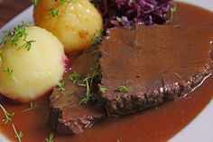 Photo of Alohas mulled wine roast with plums from Pizzatante | Che …