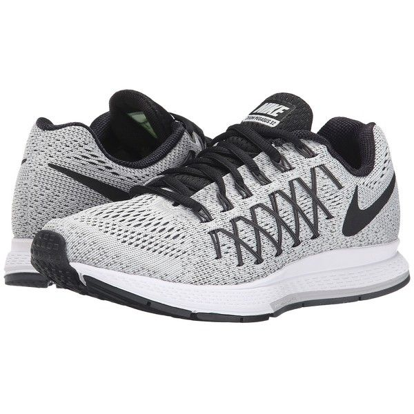 35650632bd626 Nike Air Zoom Pegasus 32 Women s Running Shoes ( 110) ❤ liked on Polyvore  featuring shoes