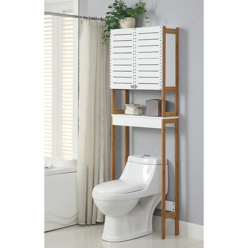 Over The Door Bathroom Storage Cabinet