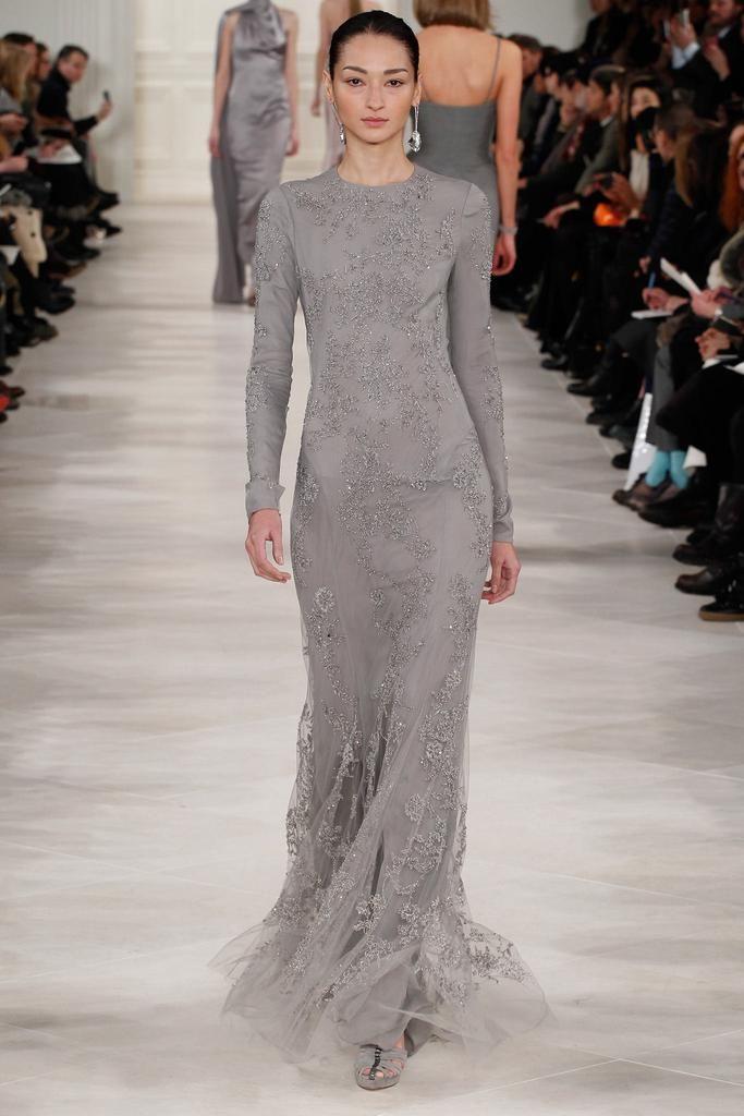 Ralph Lauren, Ready-to-wear Fall 2014