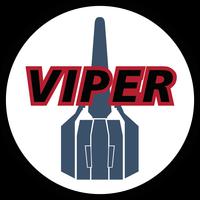 Battlestar Galactica Viper Mk I Patch by talos56