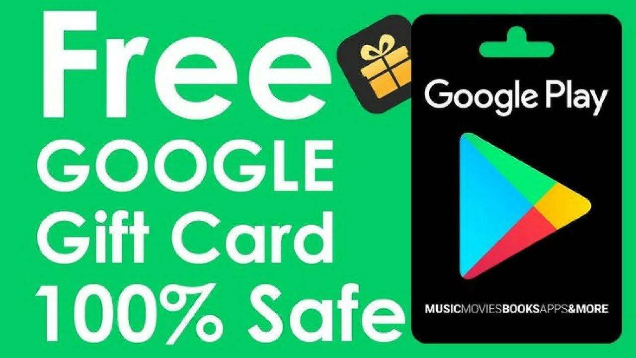 Google Play Codes Giveaway Free Google Play Gift Card Codes