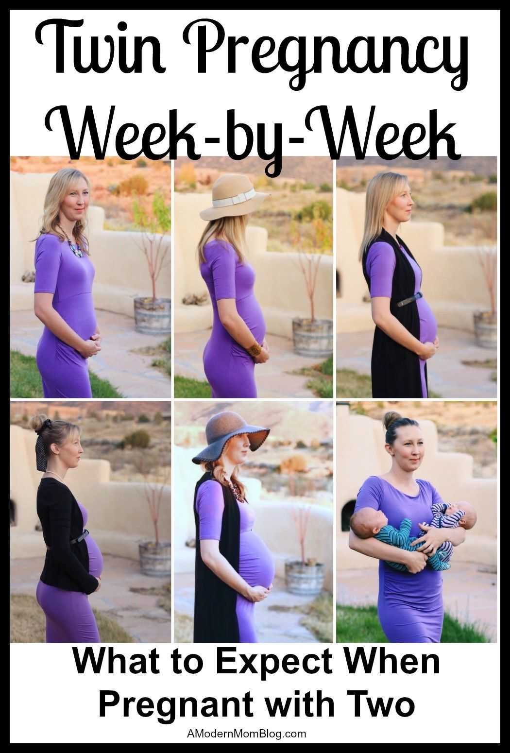 Baby Twins Development Week By Week