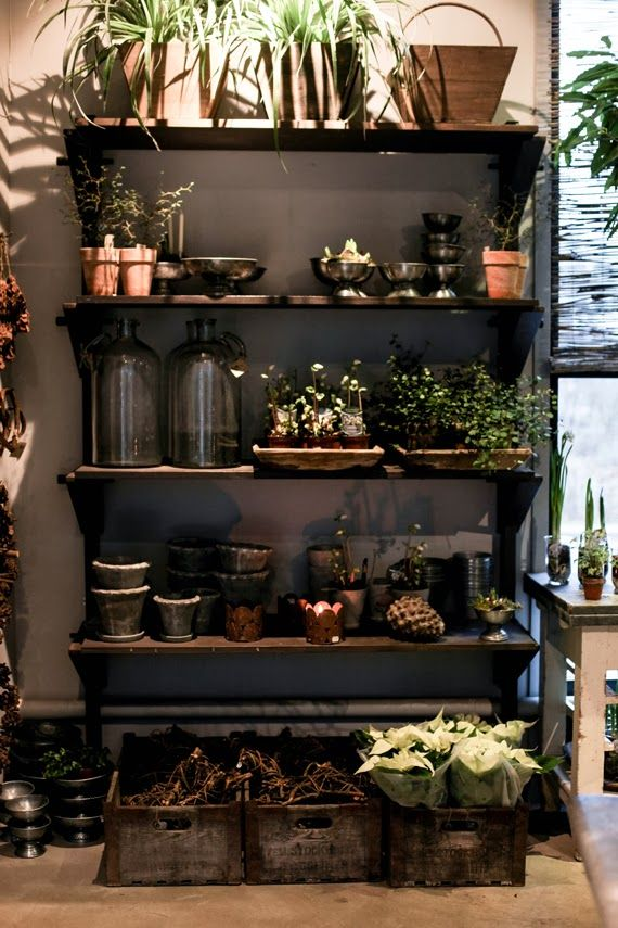 great gardening store in Stockholm Favorite store ideas