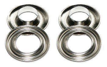 2 3 8 Nickel Clipsshop Micron Compatible Grommets Qty 500 By Buygrommets 39 75 2 3 8 Nickel Clipsshop Micron Compatible Grommets Self Piercing Pro Avec Images