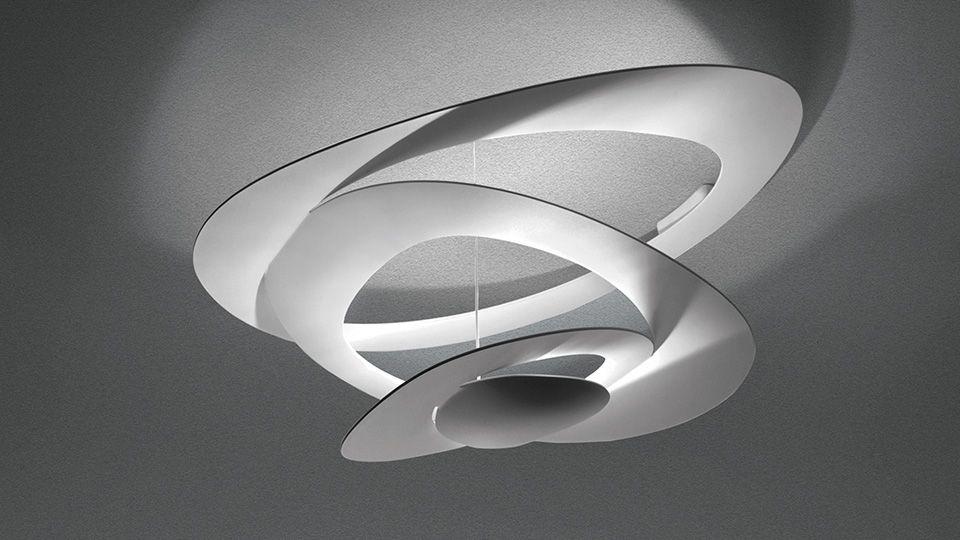 Artemide pirce mini soffitto artemide led