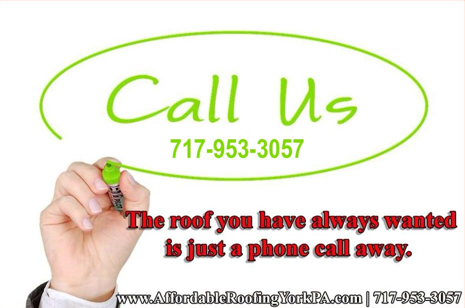 The roof you have always wanted is just a phone call away