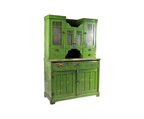 kitchen cabinet 1910 (With images) | House landscape ...
