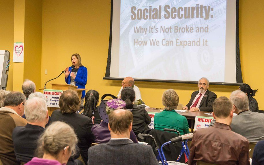 Five questions with Social Security defender Nancy Altman