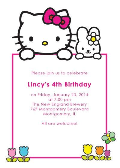Pin On Hello Kitty Bday