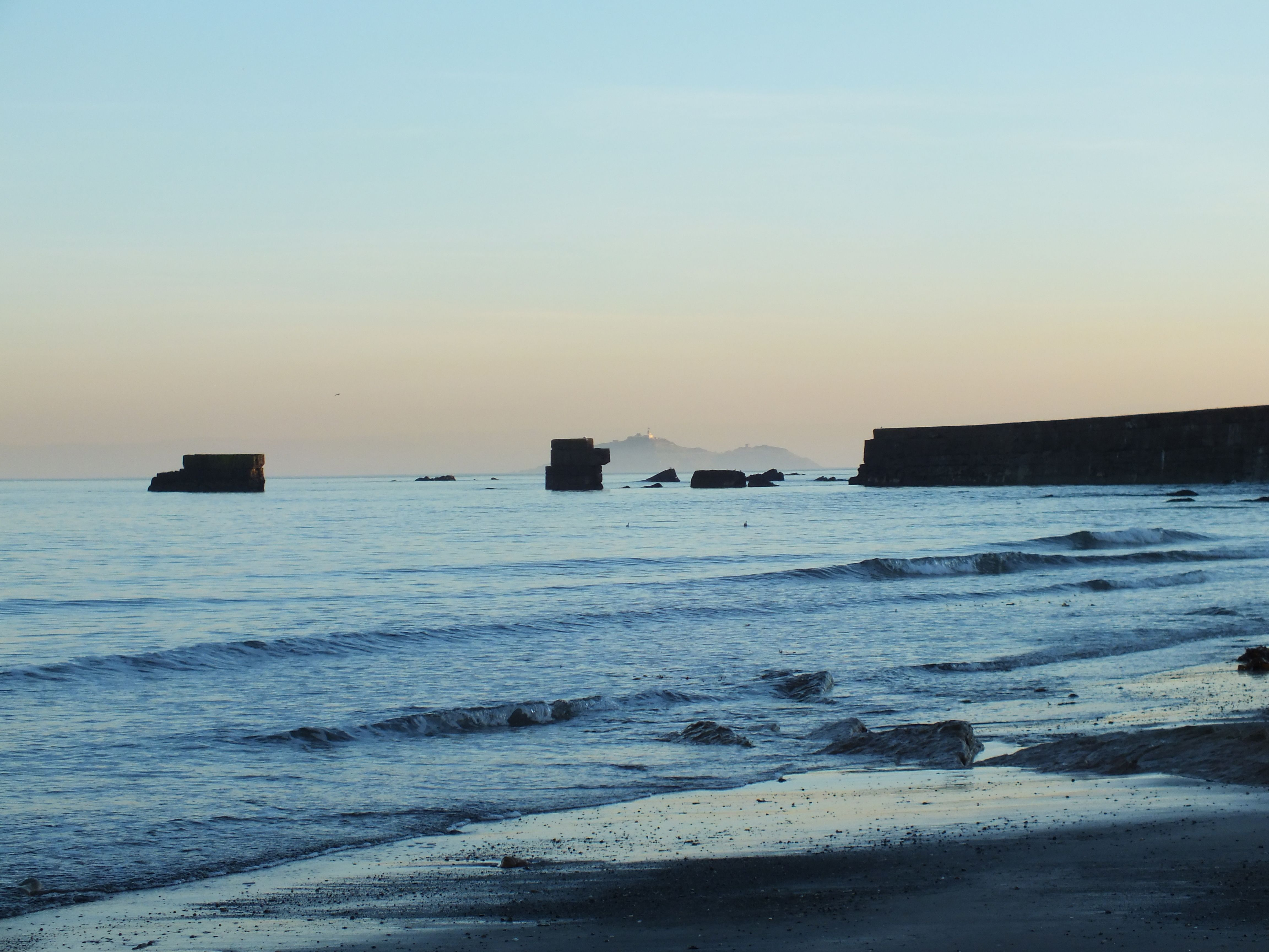 Seafield Beach, Kirkcaldy, Scotland