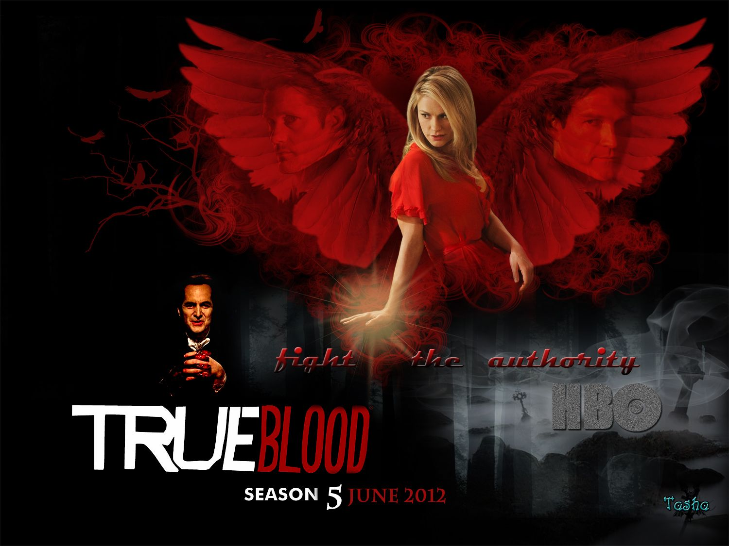 True Blood Wallpapers Group With Items