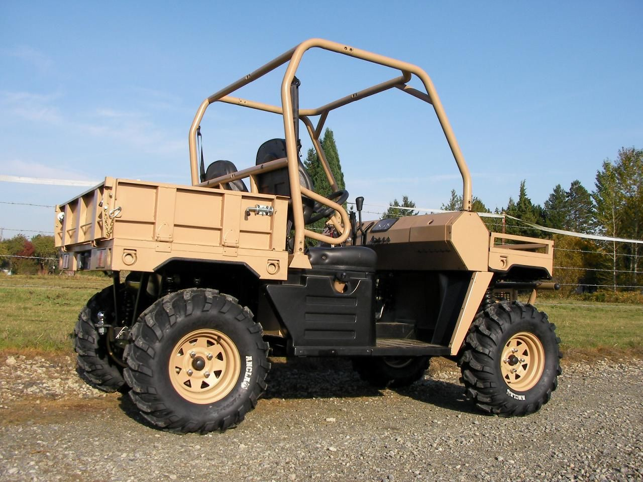 2011 IRONMAN SIDE by SIDE UTV for sale in Portland, OR area