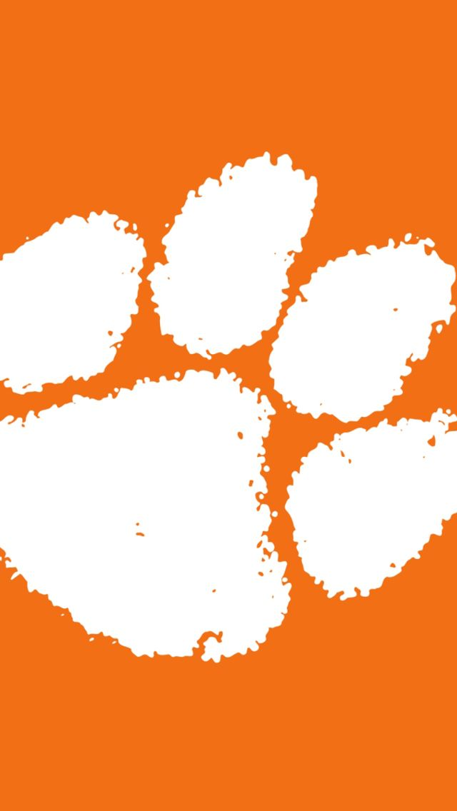 Free Clemson Tigers Iphone Ipod Touch Wallpapers Clemson Tigers Wallpaper Clemson Tigers Clemson