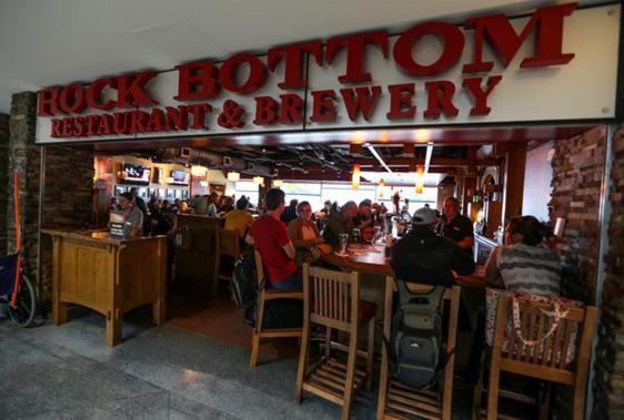 Rock bottom restaurant brewery denver