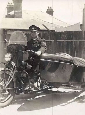 Indian Chief Nsw Police Australia Indian Motorcycle Indian