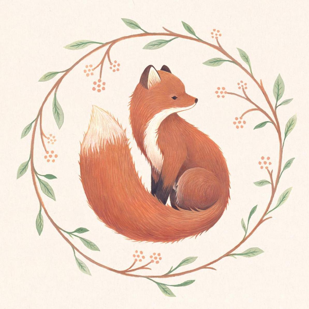 Nina Stajner. Illustrations. Animals. Crafts. DIY ...