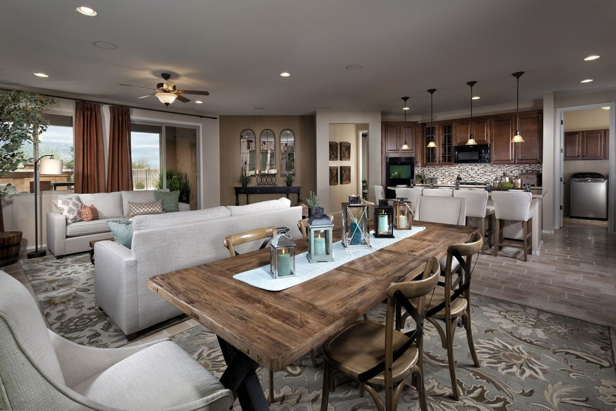 The Landing At Trailside Point A Kb Home Community In Laveen Az Phoenix New Home Ideas