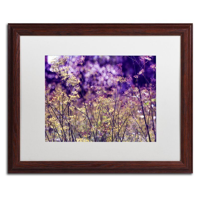 Trademark Fine Art A Morning to Remember Framed Art by Beata ...