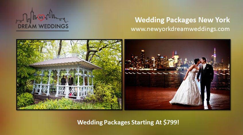 New York Dream Weddings provides Allinclusive Wedding