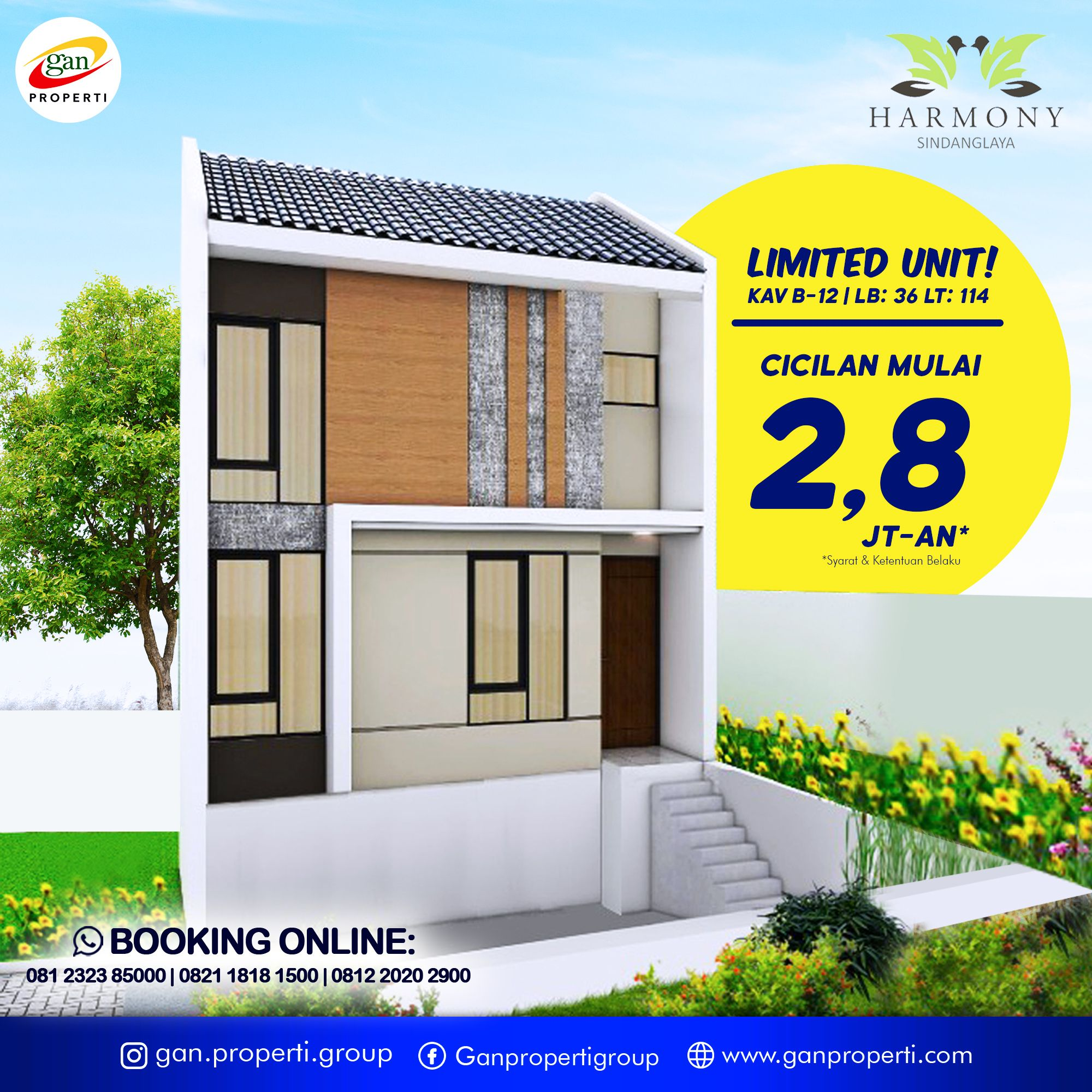 Rumah Baru Di Bandung Timur Dekat Arcamanik Sindanglaya Mandalajati Pasir Impun Harga Terjangkau Rumah Impian Rumah Baru Rumah