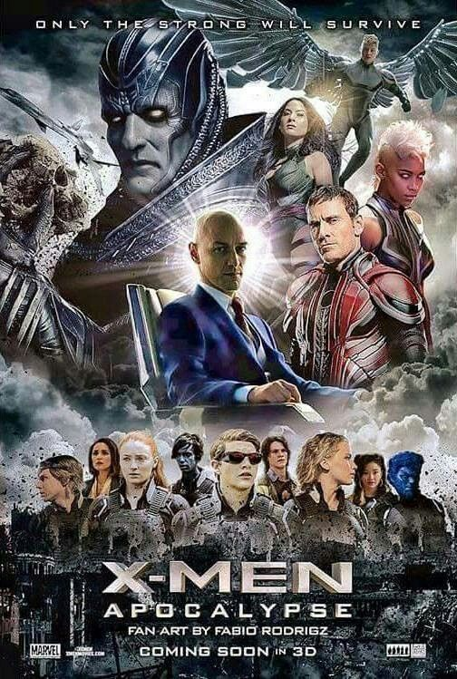 X Men アポカリプス Apocalypse Movies X Men Apocalypse Superhero Film