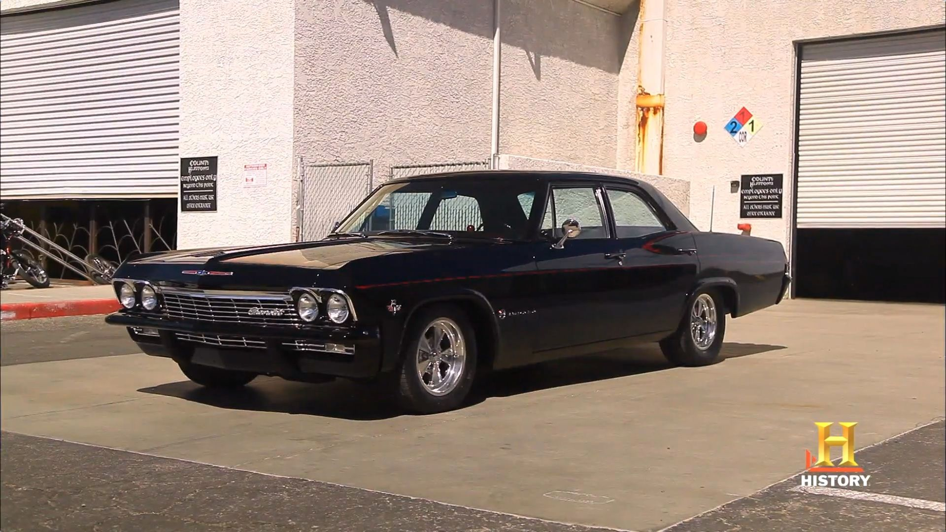 65 Chevy Impala by Counts Kustoms on Counting Cars