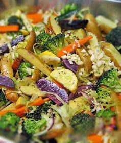 Gluten-Free Goddess® Recipes: Roasted Vegetable Magic