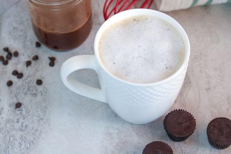 Peanut butter coffee a creamy dreamy blend of homemade