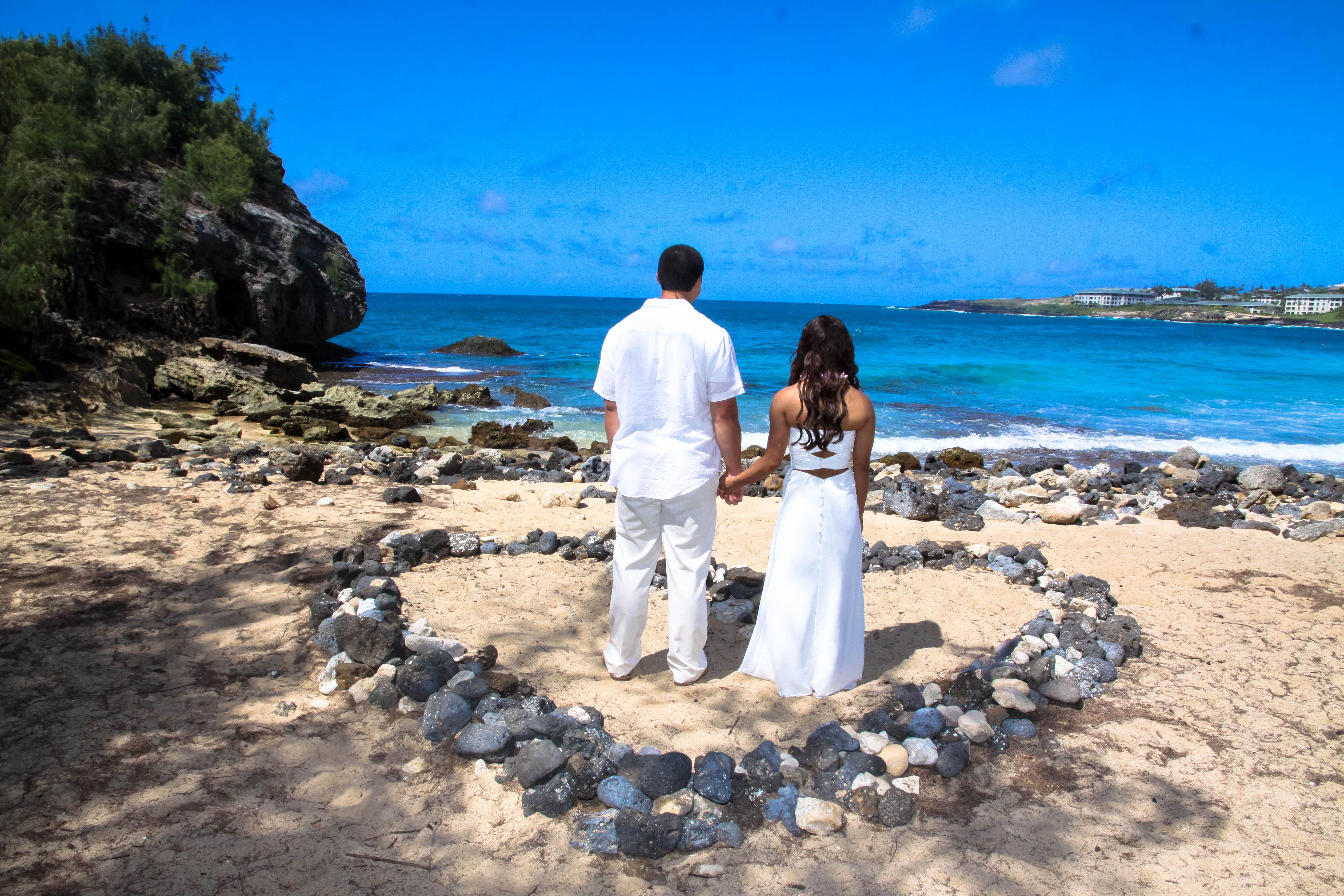 Shipwrecks Beach Kauai Wedding Planner Destination
