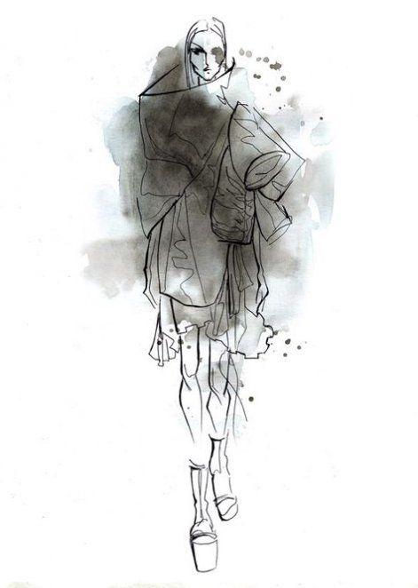Photo of Fashion illustration face design artists 15+ new Ideas