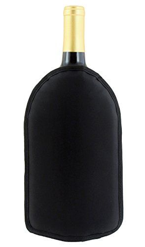 Primo Vino Wine and Champagne Bottle Chiller Wrap Sleeve