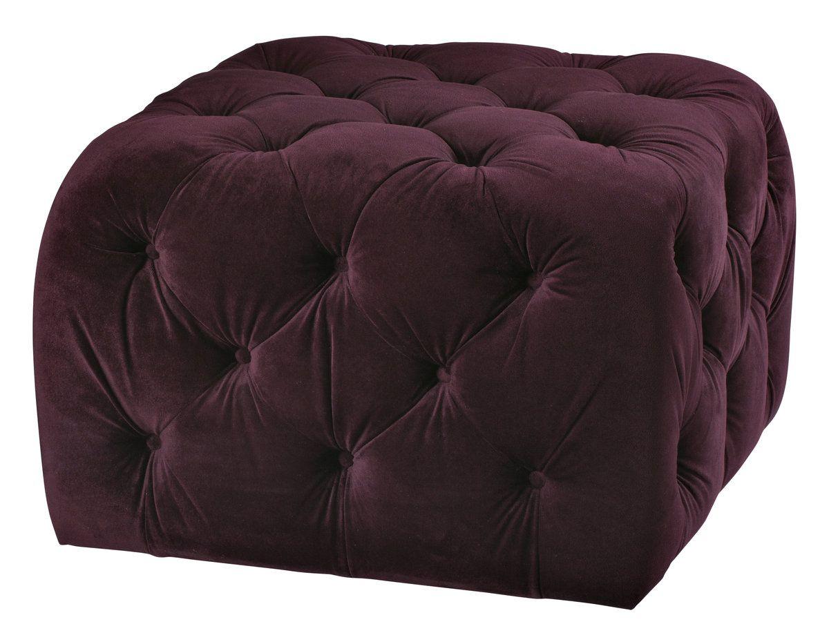 Astounding Flynn Ottoman Bordeaux Ottomans Plus Benches Living Ibusinesslaw Wood Chair Design Ideas Ibusinesslaworg
