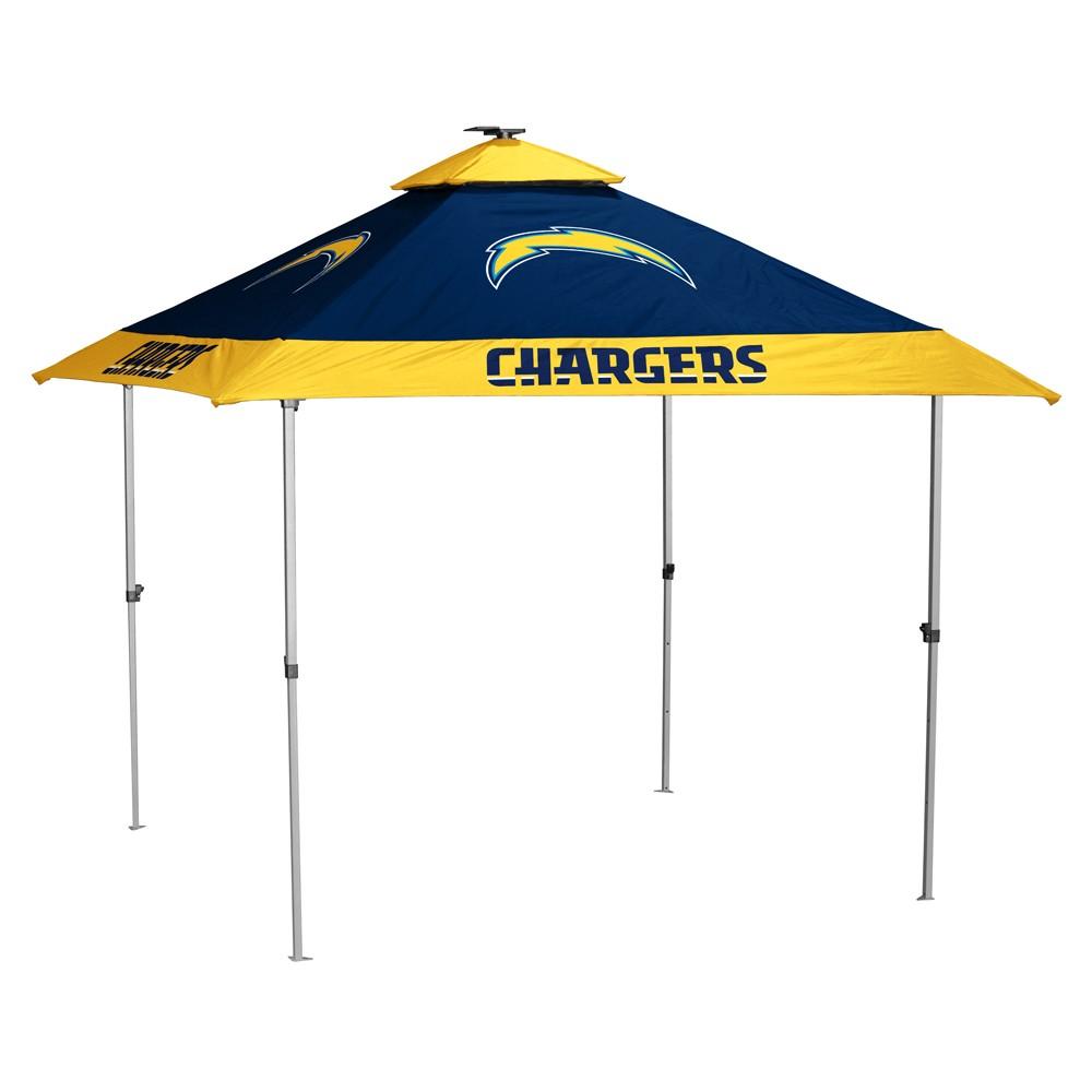 NFL Los Angeles Chargers 10x10u0027 Pagoda Canopy Tent  sc 1 st  Pinterest & NFL Los Angeles Chargers 10x10u0027 Pagoda Canopy Tent | Nfl los ...