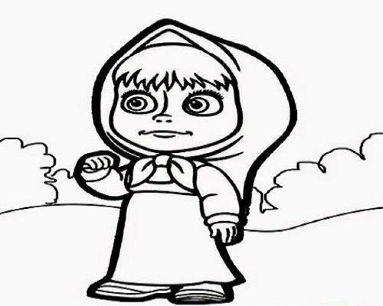 Kumpulan Gambar Untuk Mewarnai Anak Paud Gambar Kelinci Kartun